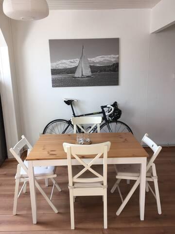 Spacious apartment in Ottensen