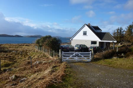 Conival, Achiltibuie Exceptional Views and Comfort