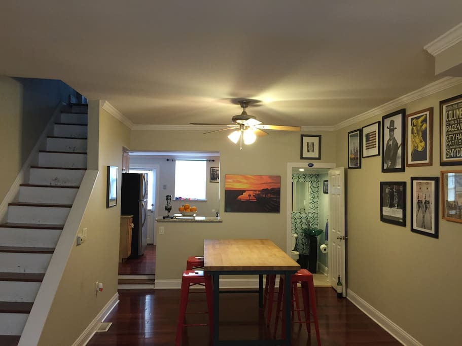 Charming 3 Bedroom Close To City Houses For Rent In Philadelphia Pennsy
