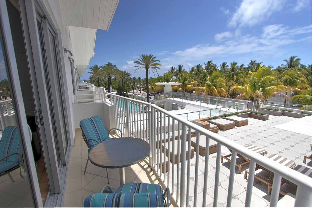 Townhouse 12 shelborne w pool view appartements en - Appartement de luxe miami beach m butler ...