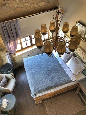 Art Design Otel Asma Katlı Oda