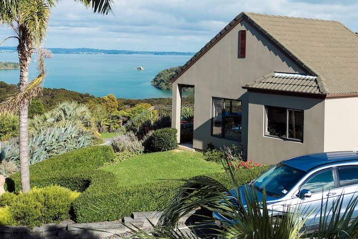 Villa Pacifica 2bdrm Apartment-Waiheke Is-Free Car
