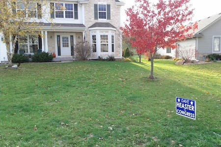 Clean and Comfy near Erin Hills! - Sussex