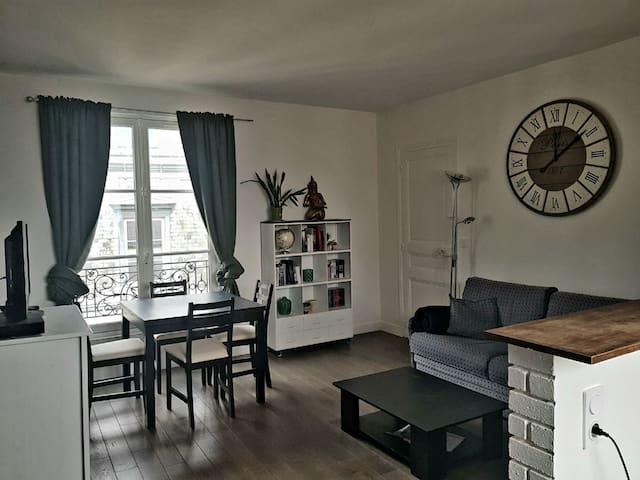 Bel appartement 2pieces Gare de l'Est/Gare du Nord