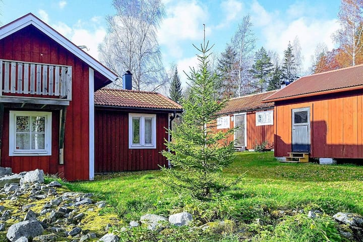 6 person holiday home in SMEDJEBACKEN