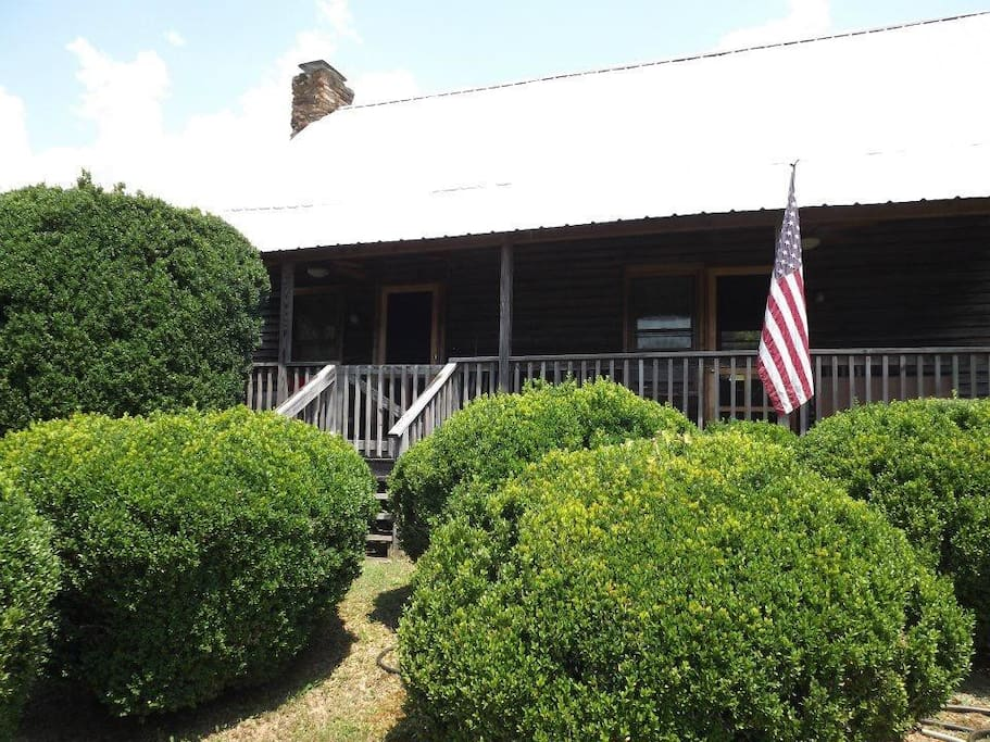Built in the late 1800's this wonderful homestead will make you never want to leave!