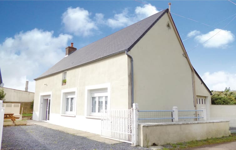 Holiday cottage with 2 bedrooms on 70m² in Canchy