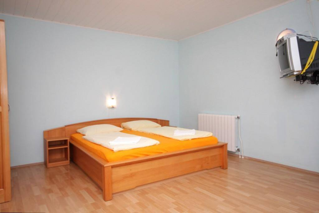 Bedroom, Surface: 22 m²
