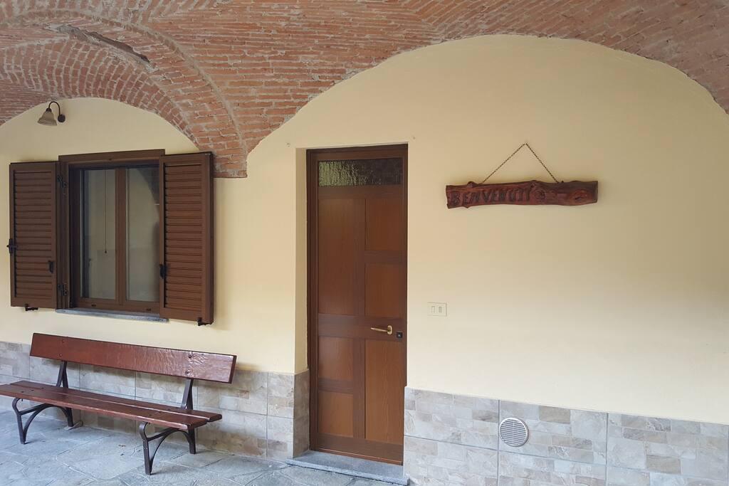 ingresso camera