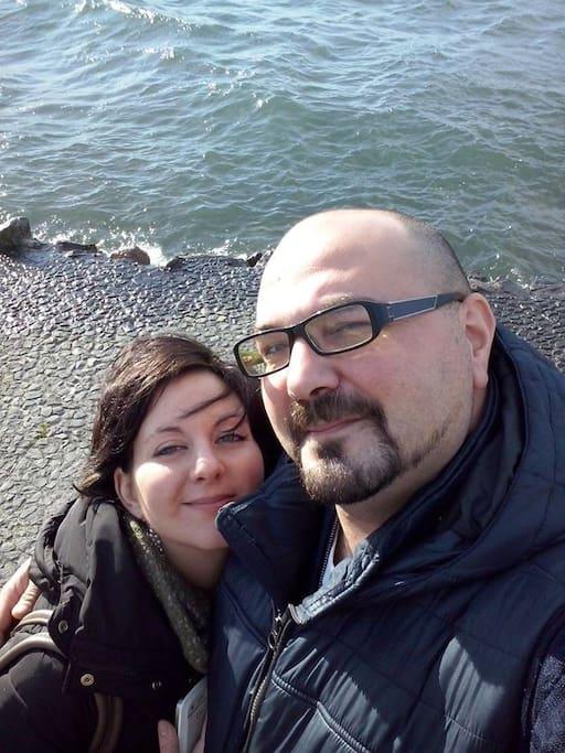 Giorgio e Sara