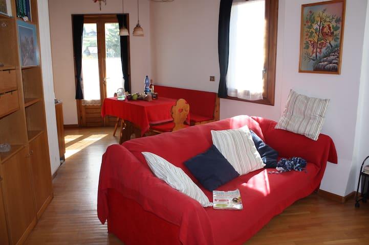 appartamento in via roma - Bormio - Hus
