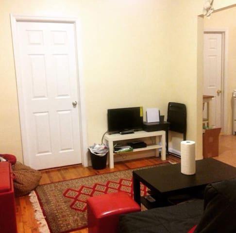 1 chambre dans un 2chambres 1douche appartements louer new york new york tats unis. Black Bedroom Furniture Sets. Home Design Ideas