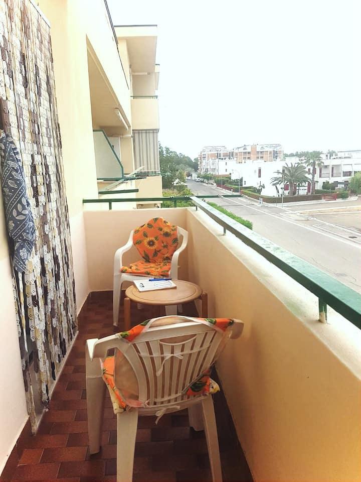 Appartamento a 200 m dal mare (Termoli, Tremiti)