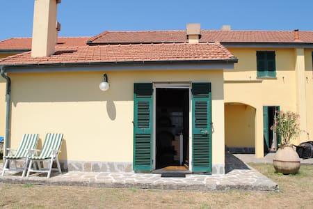 CASA  MANAROLA nel residence Castellaccio5terre - Calice al Cornoviglio