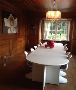 chambre privée avec terrasse - Loyers - Bed & Breakfast