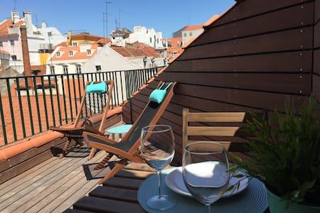 SWEET BALCONY Bairro ALto - Lisboa