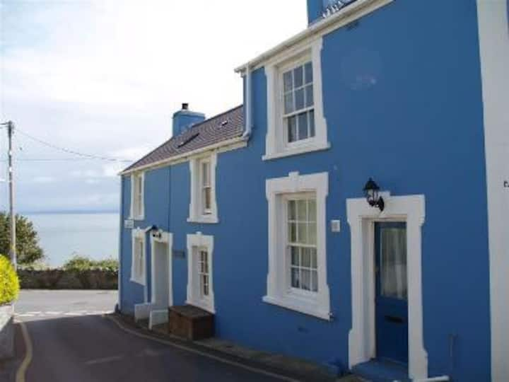 Prospect Cottage - Sea View of New Quay