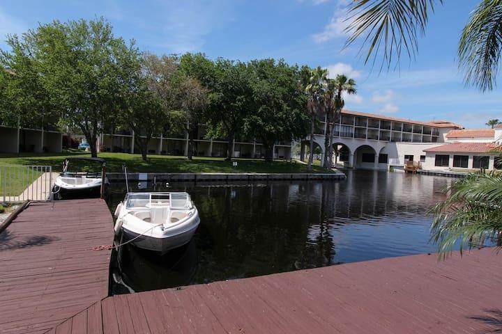 Waterfront on Lake Tarpon - Palm Harbor - Wohnung