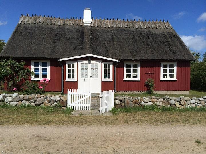 Unique summer house at Knäbäckshusen, Österlen
