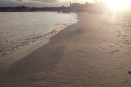 Menorca, primera linea de mar - Cap d'Artrutx