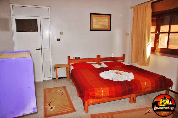 Private Double Room with Breakfast - Taghazout - Bed & Breakfast