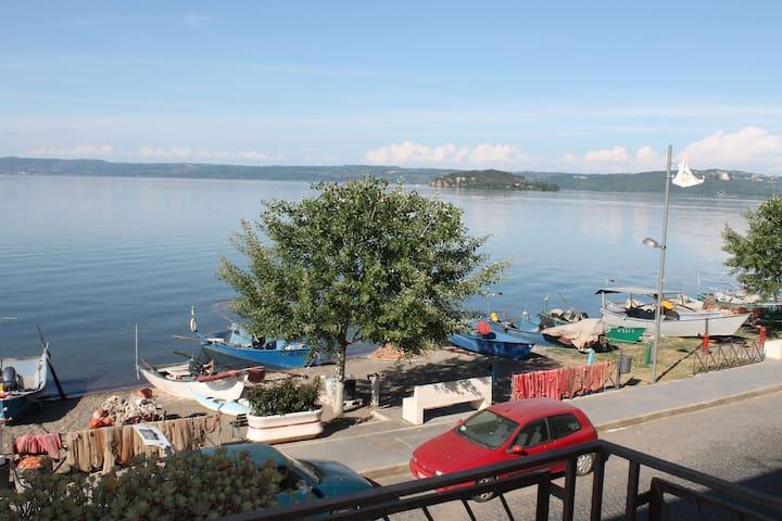 Appartamento vacanza lago Bolsena - Marta - Wohnung