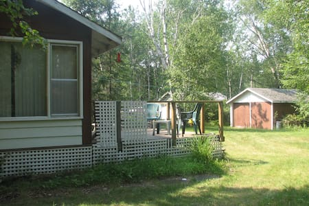 Star Lake Cottage, South Whiteshell MB
