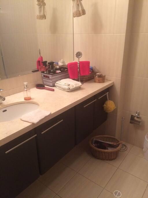Comodo baño master