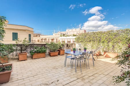 New Vatican Suite Terrace - Roma - Apartment
