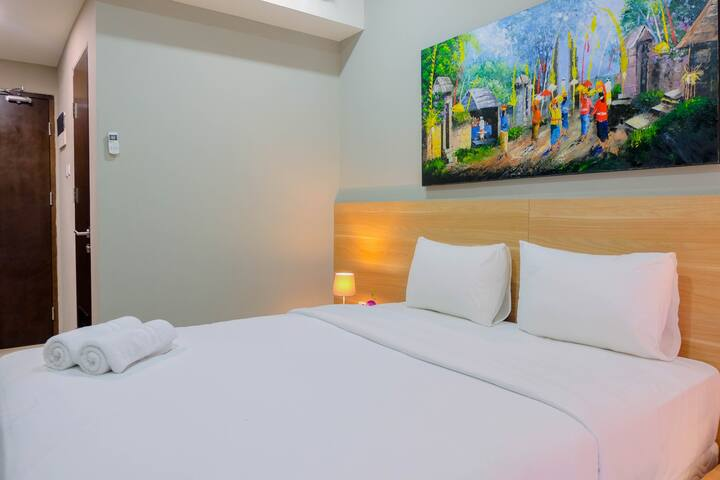 Stunning Studio Apartment Mustika Golf Residence