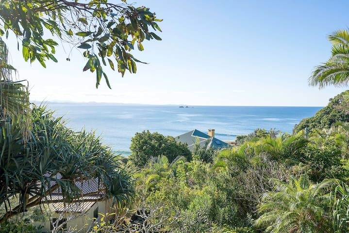 Wategoes Beach House - Byron Bay - Huis