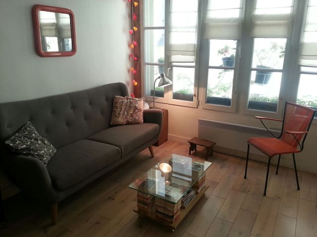 Paris appartement à Montmartre - Paris - Apartamento
