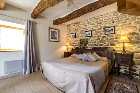 Chambre familliale - Locoal-Mendon - Bed & Breakfast