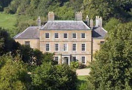 A spectacular Georgian rectory - Symondsbury
