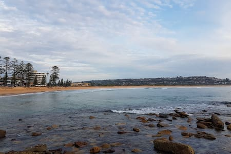 Stylish accomodation on the beach - Dee Why - Apartment
