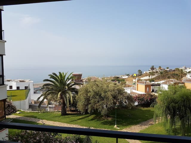 Best climate in Europe with mediteranean views.