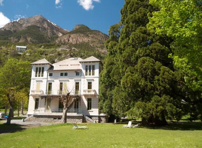 Villa Séquoia - Jausiers - Apartmen