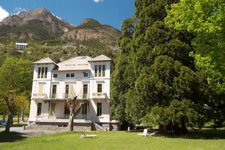 Villa Séquoia - Jausiers - Apartamento