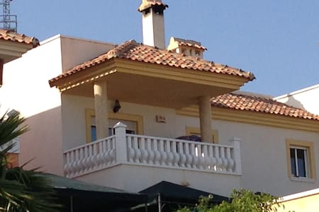 Villa Javi - Mutxamel - Cabaña