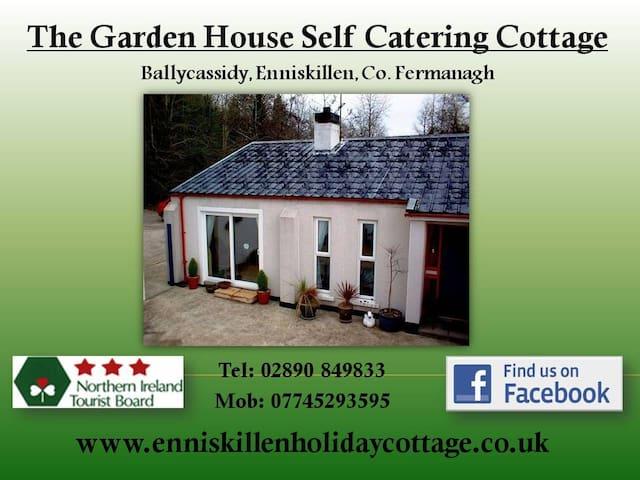 The Garden House  Cottage - Enniskillen