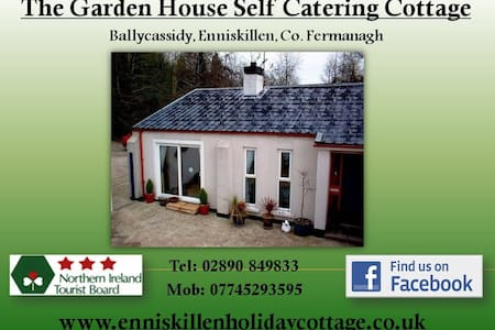 The Garden House  Cottage - Enniskillen
