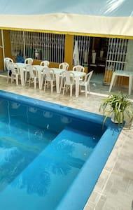 Aconchegante e bem localizado - Manaus - Rumah