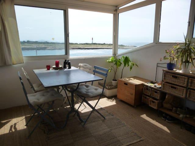 Marseille - Côte Bleue : Studio/Mer - Martigues - Appartement