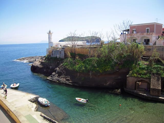 VENTOTENE Loft - amazing view - Ventotene - Apartment