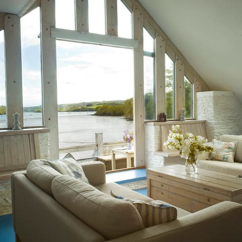 North Barn, Whitestone Farm, Devon - Cornworthy, Totnes - Apartemen