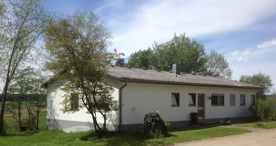 Vacation rental on the Schellenberg - Waldachtal - Huis