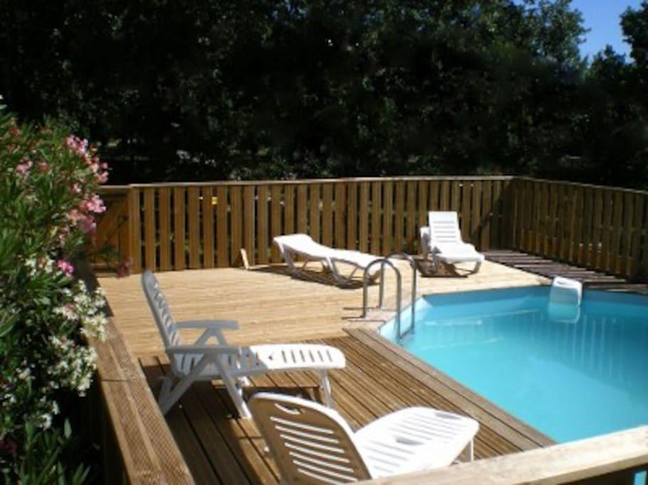 Chambre cosy avec piscine houses for rent in saint alban for Piscine st alban