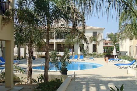 Your Holiday Apartment/ Free Pool+ Wifi - Tersefanou