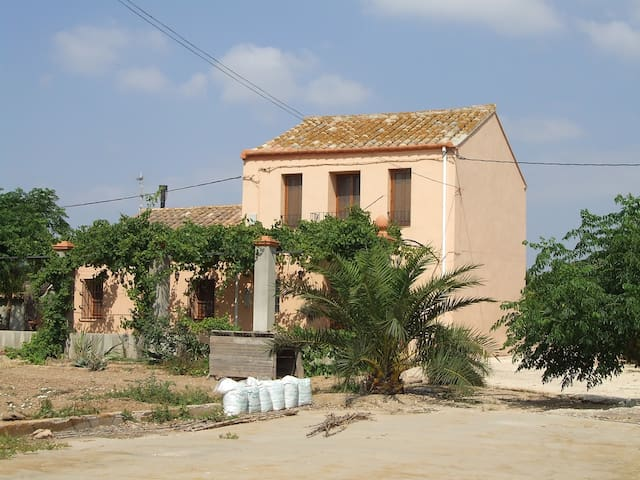 Country home with BBQ and pool - L'Ampolla - Talo