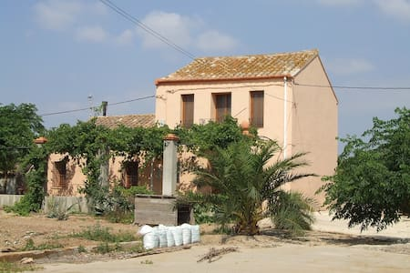 Country home with BBQ and pool - L'Ampolla - Ev